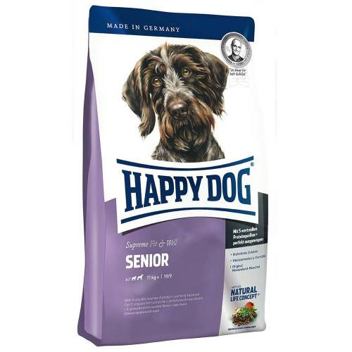 Happy Dog Supreme Fit & Well 12,5kg Fit & Well Senior Happy Dog Supreme Fit & Well