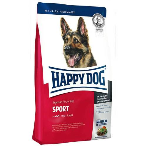 Happy Dog Supreme Fit & Well 15kg Fit & Well Adult Sport Happy Dog Supreme Fit & Well