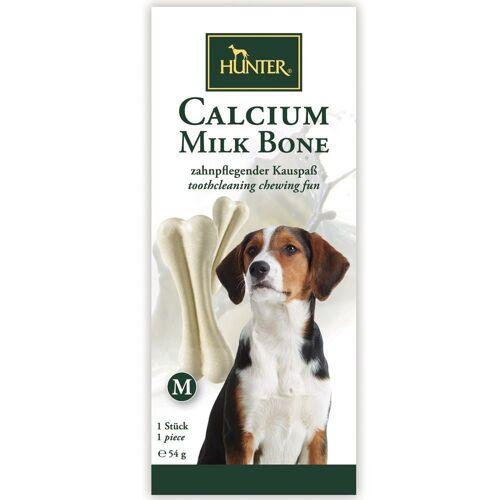 Hunter 4 x 54g Calcium Milk Bone Hunter Hundesnack
