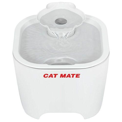 Cat Mate Muschel-Trinkbrunnen - Trinkbrunnen 3 Liter