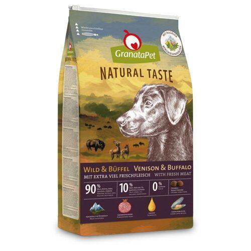 Granatapet 12kg Wild & Büffel GranataPet Natural Taste Hundefutter trocken