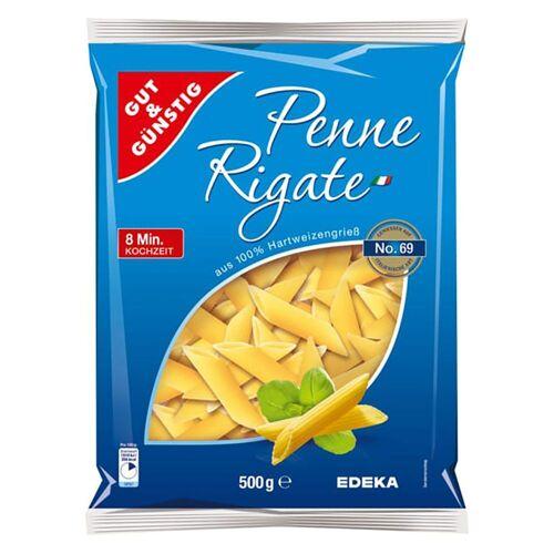 Gut & Günstig Penne Rigate - 5 x 500 g