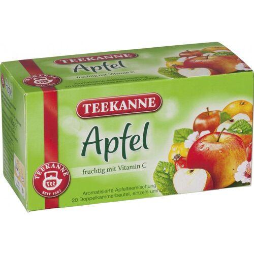 Teekanne 3 x 20 x Teekanne Apfel