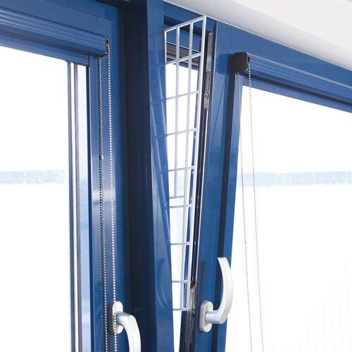 Trixie Schutzgitter für Fenster, Seitenteil - H 62 × B 7-16 cm (1 Teil)