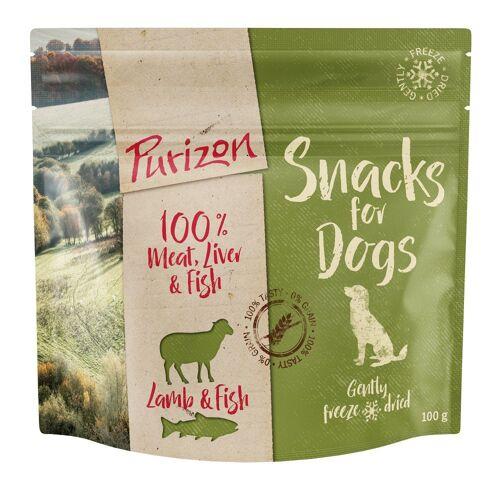 Purizon Dog Purizon Snack Lamm & Fisch - 3 x 100 g