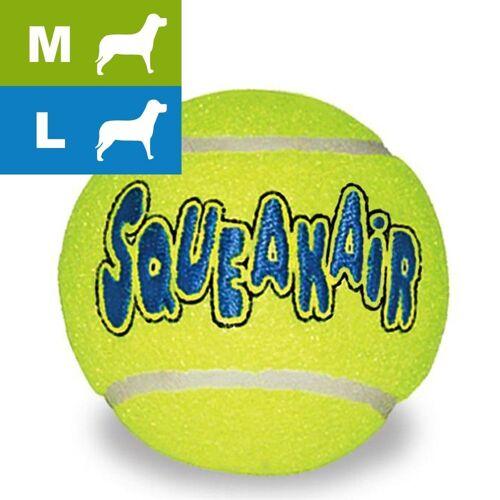 KONG Tennisbälle - 3 Stück, Ø 6 cm (Größe M)
