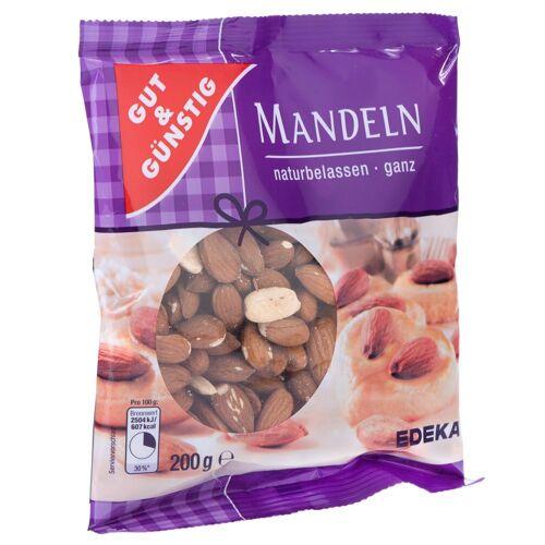 Gut & Günstig Mandeln - 200 g