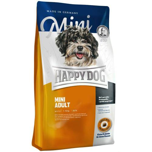 Happy Dog Supreme Fit & Well 4kg Fit & Well Adult Mini Happy Dog Supreme Fit & Well