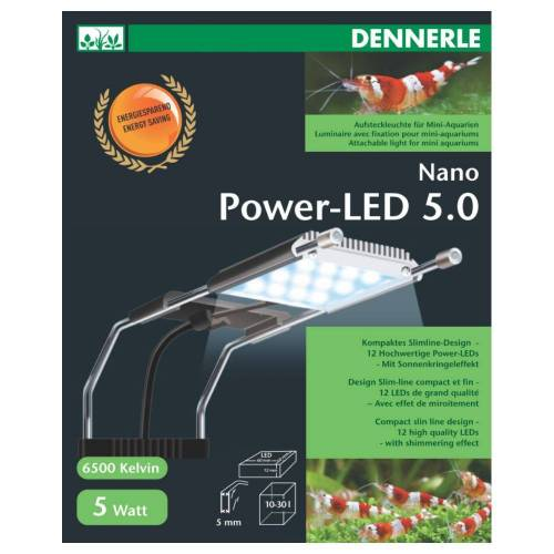 Dennerle Nano PowerLED 5.0 - 5 W, 12 Power-LED's