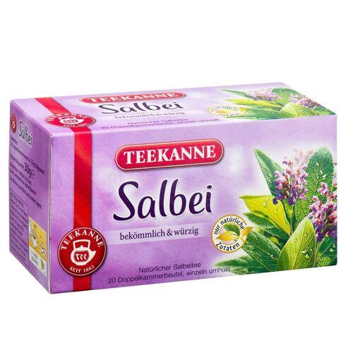 Teekanne 3 x 20 Beutel Teekanne Salbei