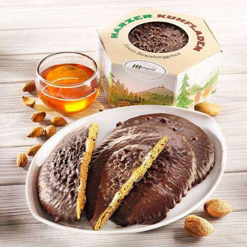 Honigkuchen Harzer Kuhfladen