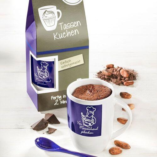 Tassenkuchen Schokolade
