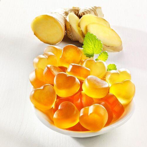 Ingwer Fruchtgummi Herzen 2er-Set