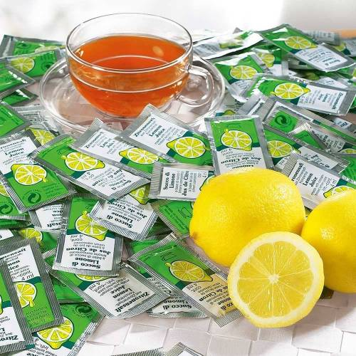 Zitronensaft Beutel 100 Stück