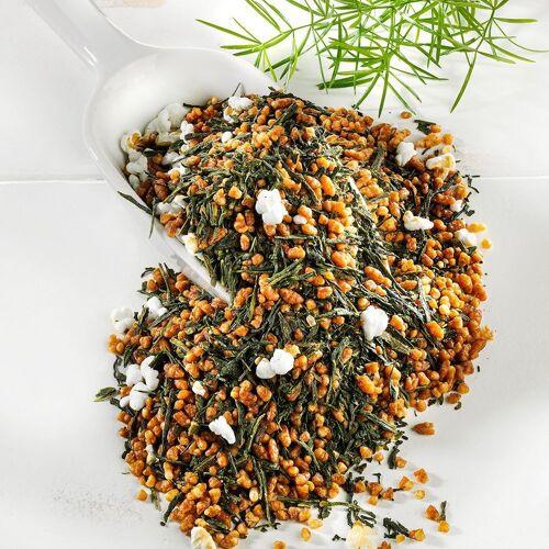 Grüner Tee Genmaicha Bio