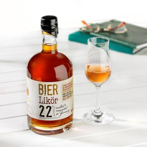 Bier Likör 22