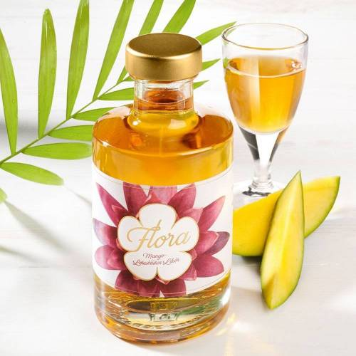 Flora Mango-Lotusblüten-Likör