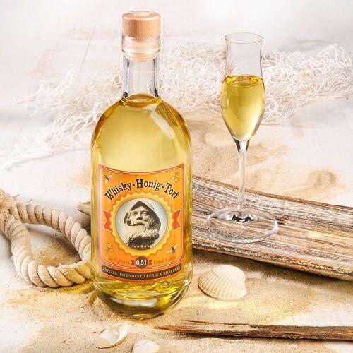 Whisky-Honig-Torf