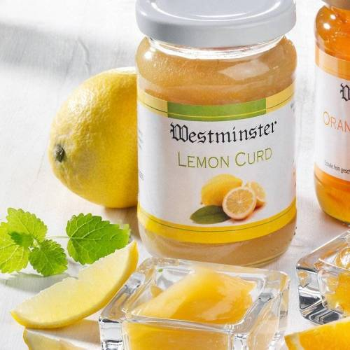 Westminster Lemon Curd