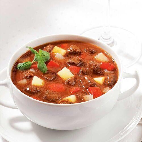 Ungarische Kesselgulaschsuppe