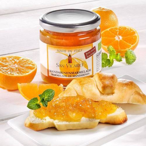 San Vicario Mandarinenmarmelade Bio