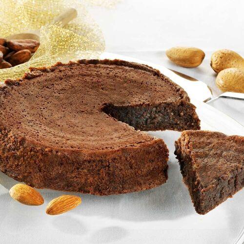 Mandelkuchen mit Kakao Biscuiterie de Provence