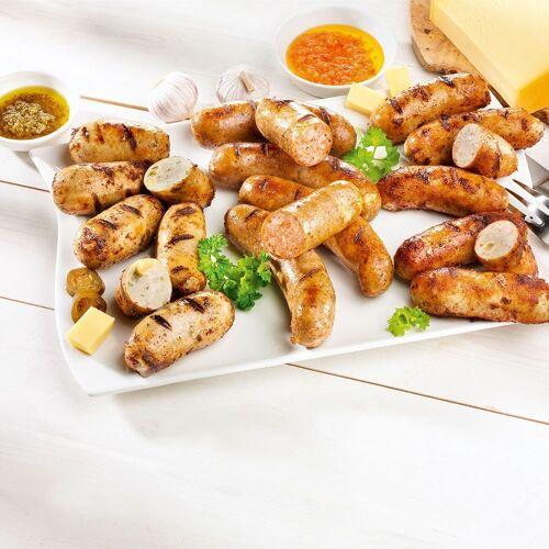Bacon-Gouda-Griller vom Aktivstall-Schwein