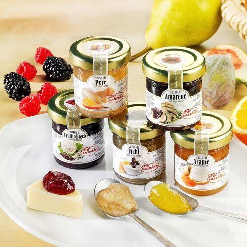 Frucht Senf Saucen Probierset