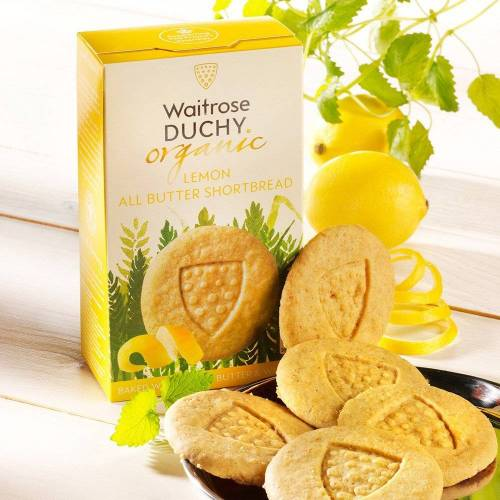 Duchy Originals Shortbread Zitrone Bio