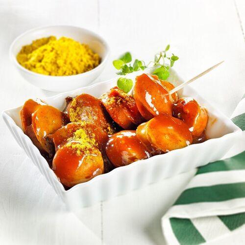 Wild-Currywurst
