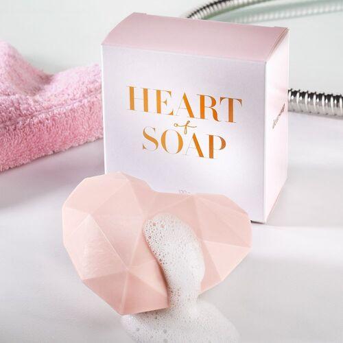 dearsoap Heart of Soap Relief Herzseife, vegan
