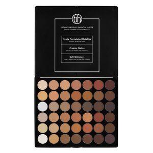 BH Cosmetics Studio Pro Ultimate Neutrals 42 Color Shadow Palette 54g