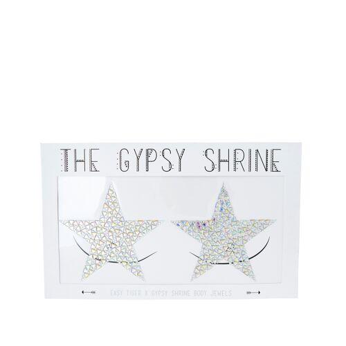 The Gypsy Shrine Stargazer Silver Body Jewels Easy Tiger X The Gypsy Shrine