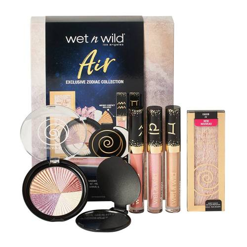 wet n wild Zodiac Set Air Element