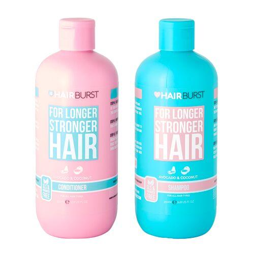 Hairburst For Longer Stronger Hair Shampoo & Conditioner Duo 2x350ml
