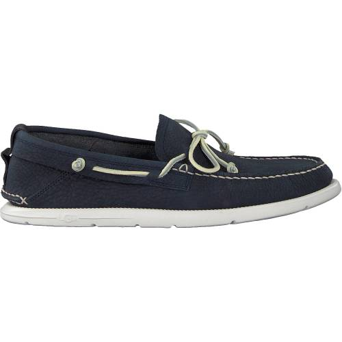 UGG Mokassins Beach MOC Slip-On Blau