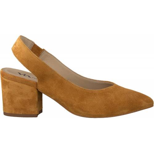 Via Vai Pumps Luce Camel Damen