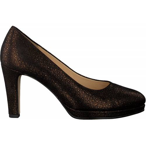Gabor Pumps 270 Bronze Damen