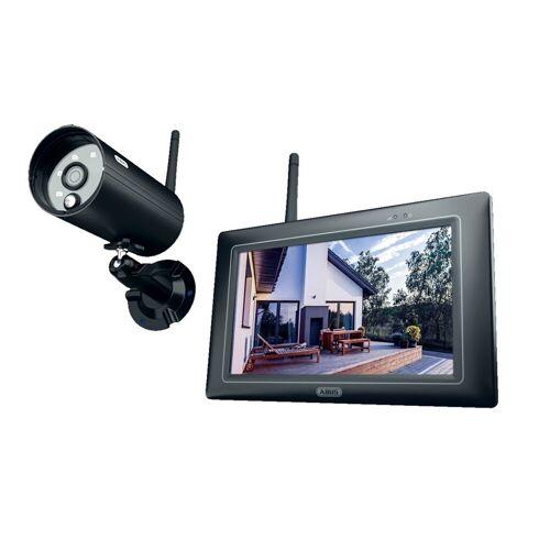 """Abus 7 Monitor mit 1 IR Funk-Außenkamera 2,4 GHz"""""""