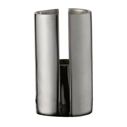 AYTM Sol Kerzenhalter 5cm Silver
