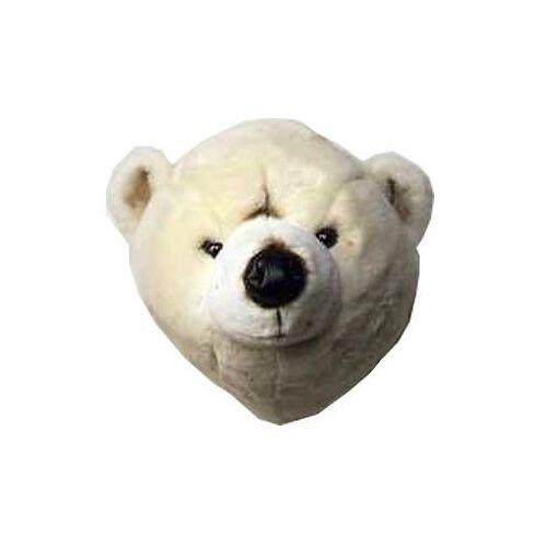 Brigbys Eisbär Tiertrophäe Eisbär