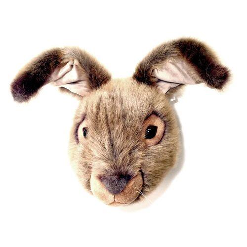Brigbys Hase Tiertrophäe Hasenkopf