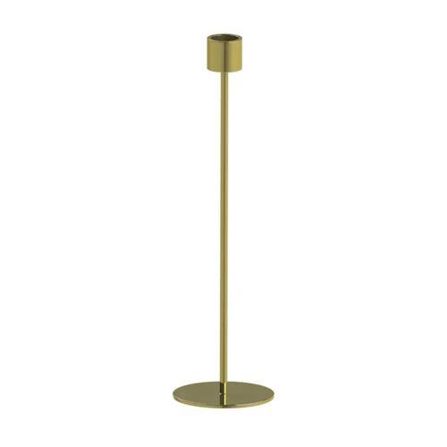 Cooee Kerzenhalter 29cm brass