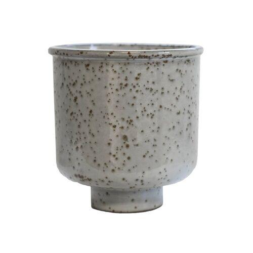 DBKD Basic Keramikblumentopf Ø15 Stone