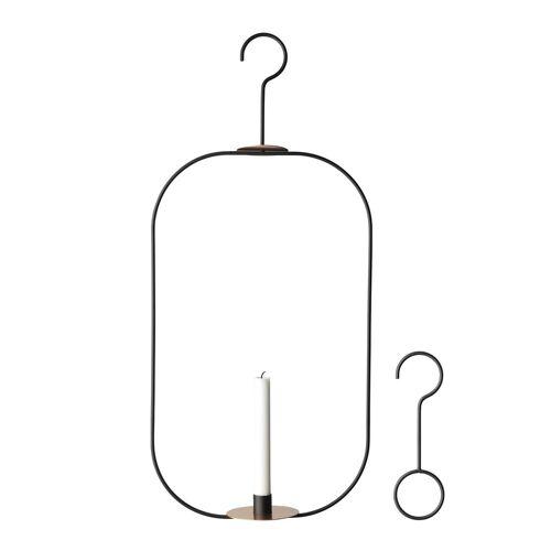Design: Kristina Stark Hank Kerzenhalter 66cm