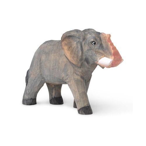 Ferm Living Animal Holzdekoration Elephant