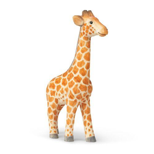 Ferm Living Animal Holzdekoration Giraffe