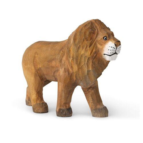 Ferm Living Animal Holzdekoration Lion