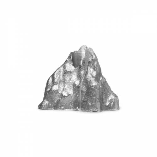 Ferm Living Stone Kerzenhalter 6,8cm Aluminium