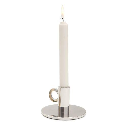 KLONG Vesper Kerzenhalter Aluminium